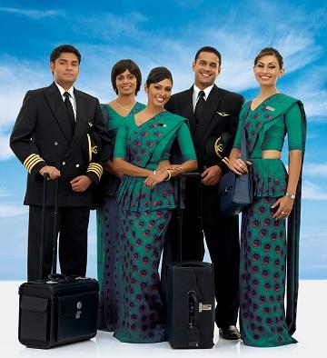 スリランカ航空CA