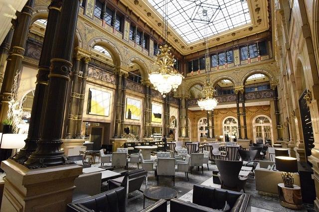 ヒルトン パリ オペラ