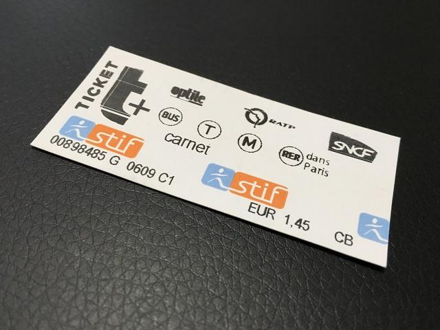 Ticket +