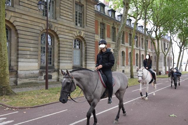 ヴェルサイユ宮殿へ