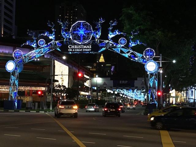 ヒルトン・シンガポール
