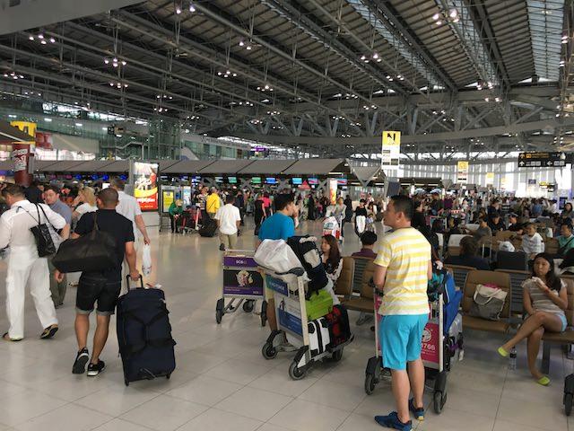 スワナプーム空港
