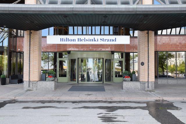 ヒルトンヘルシンキ ストランド