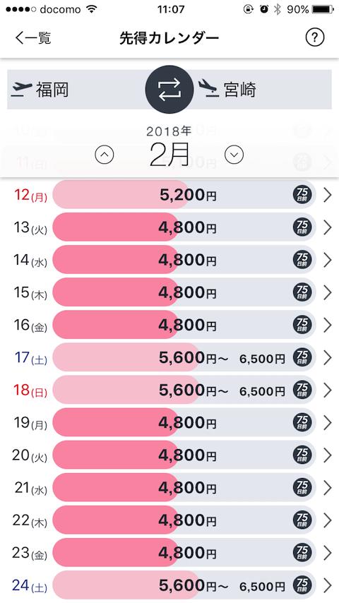 福岡−宮崎
