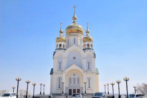 スパソ プレオブラジェンスキー大聖堂