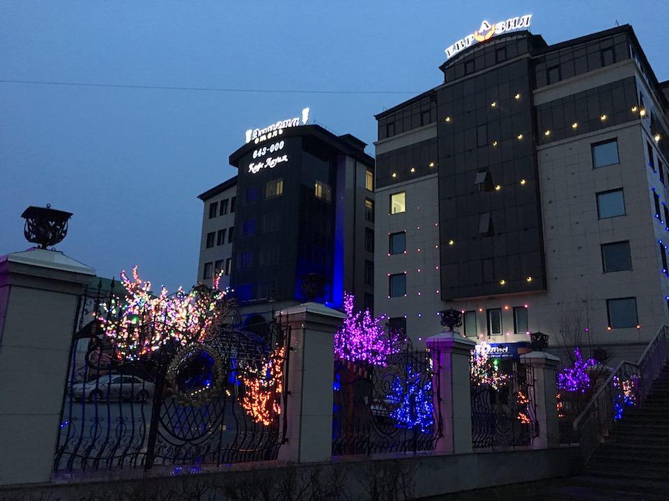 ホテルエニグマ