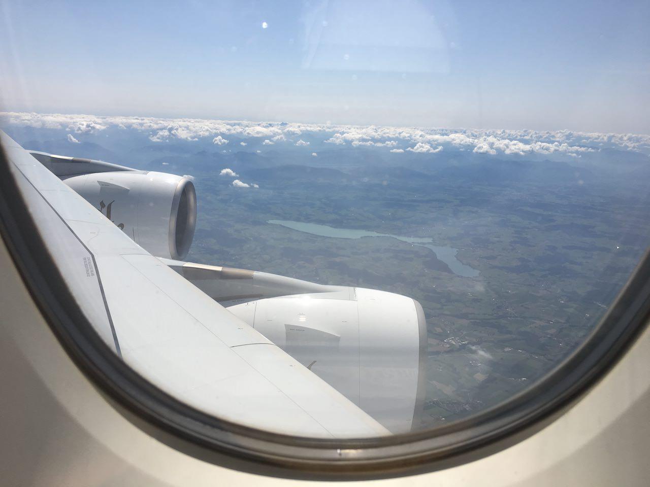 A380 エミレーツ