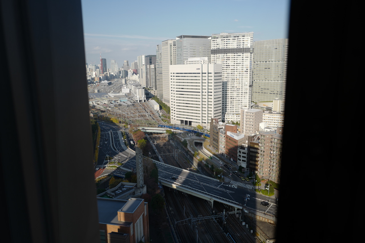 マリオット東京