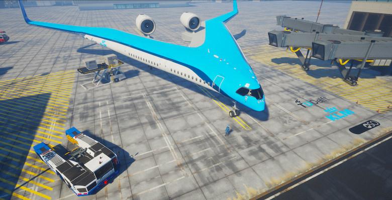 KLM Flying-V