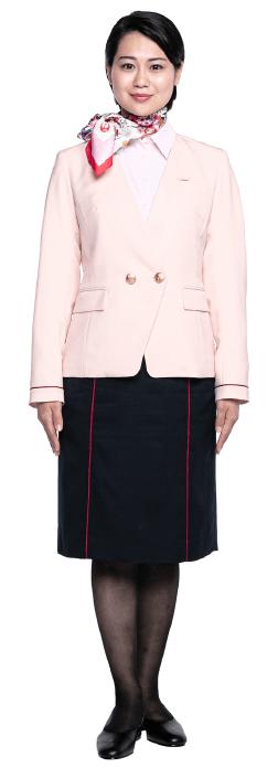 JAL New uniform