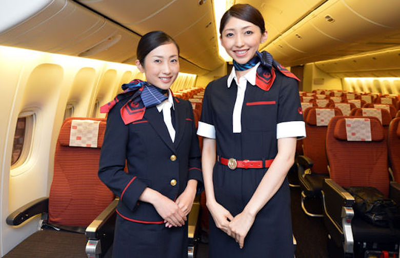 JAL uniform