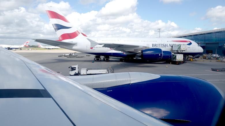 BA008搭乗記