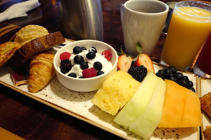 ヒルトンハワイアンビレッジ 朝食