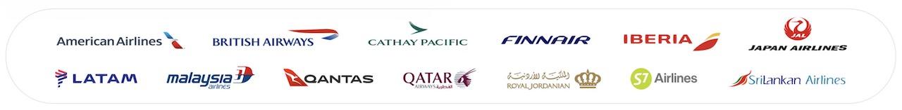 ワンワールドアライアンス 加盟航空会社