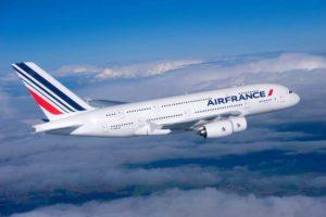 A380 エールフランス