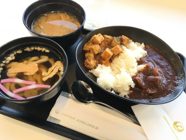 JAL カレー