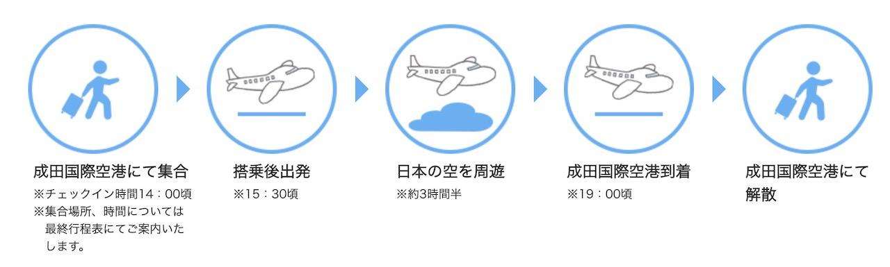 JAL チャーター