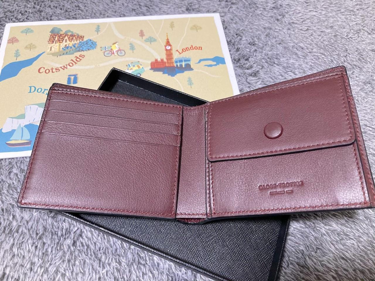 グローブトロッター 財布