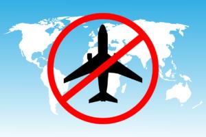海外旅行 ストップ