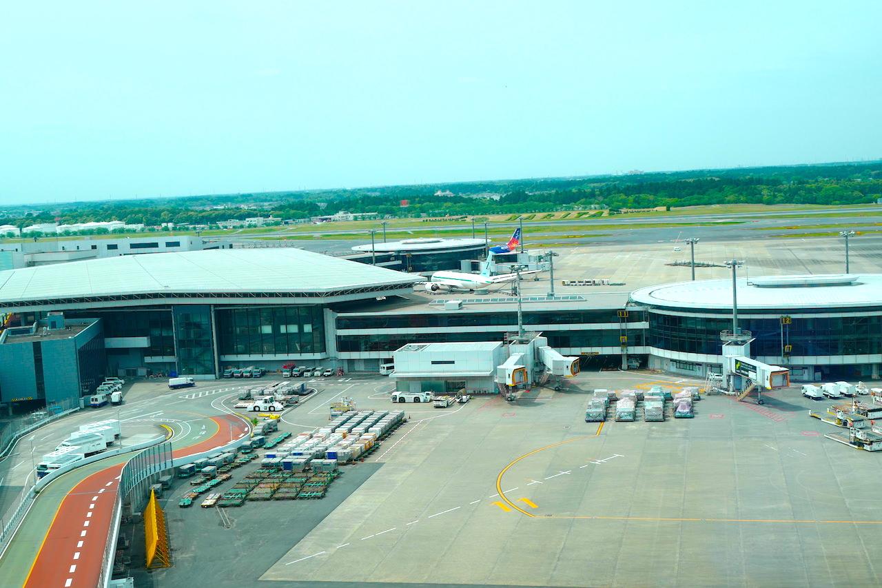成田空港 バスツアー