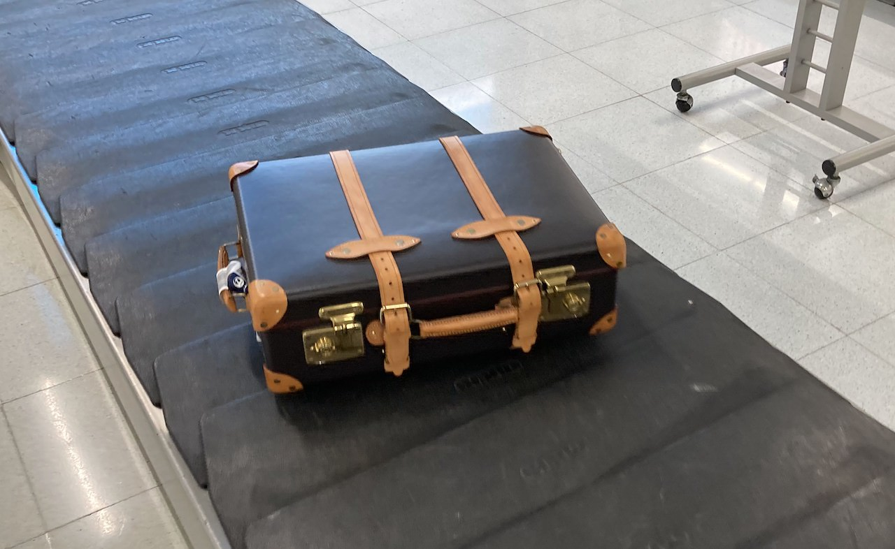 グローブトロッター 預け荷物